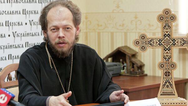 Председатель информационного отдела УПЦ МП протоиерей Георгий Коваленко