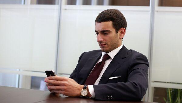 Адвокат Кирилл Бельский. Архивное фото