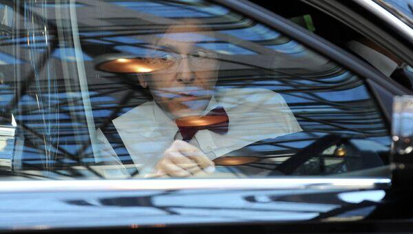 Премьер-министр Бельгии Элио Ди Рупо. Архивное фото