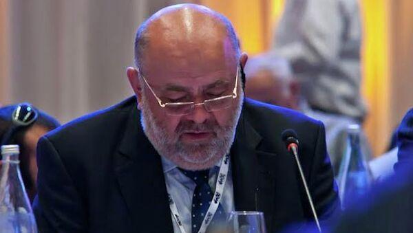 Президент Российского еврейского конгресса Юрий Каннер. Архивное фото