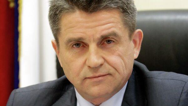 Представитель СК РФ Владимир Маркин. Архивное фото