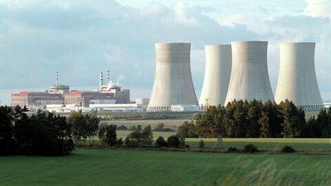 АЭС Темелин в Чехии