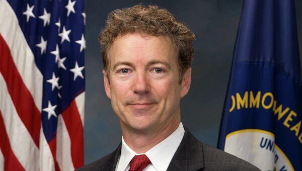 Сенатор от штата Кентукки Рэнд Пол, Архивное фото
