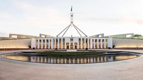 Здание Парламента Австралии. Архивное фото