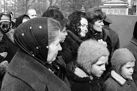РИА Новости. Фото Бориса Елина