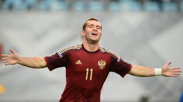 Футбол. Товарищеский матч. Россия – Азербайджан