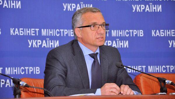 Министр финансов Украины Александр Шлапак. Архивное фото