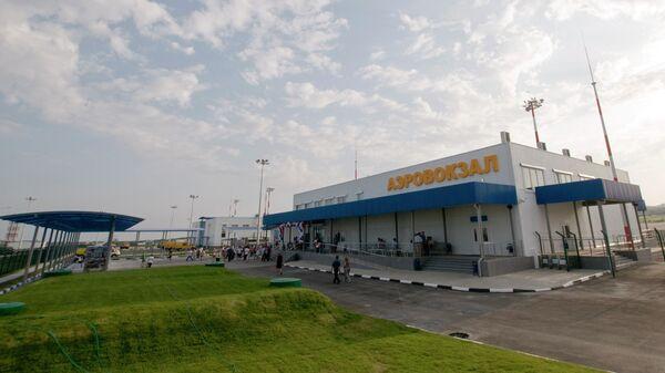 Официальное открытие нового аэропорта Геленджик