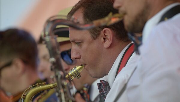 Фестиваль джаза, архивное фото
