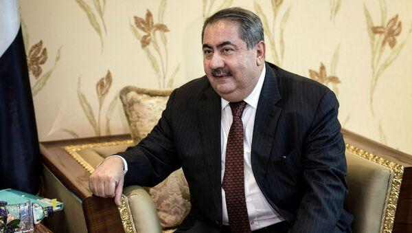 Вице-премьер Ирака Хошияр Зибари