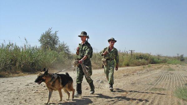 Россия поможет Таджикистану построить заставу на границе с Афганистаном