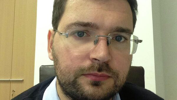 Борис Добродеев, генеральный директор социальной сети Вконтакте