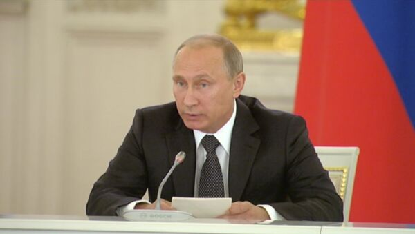 Путин назвал ограничения против России отказом от базовых принципов ВТО