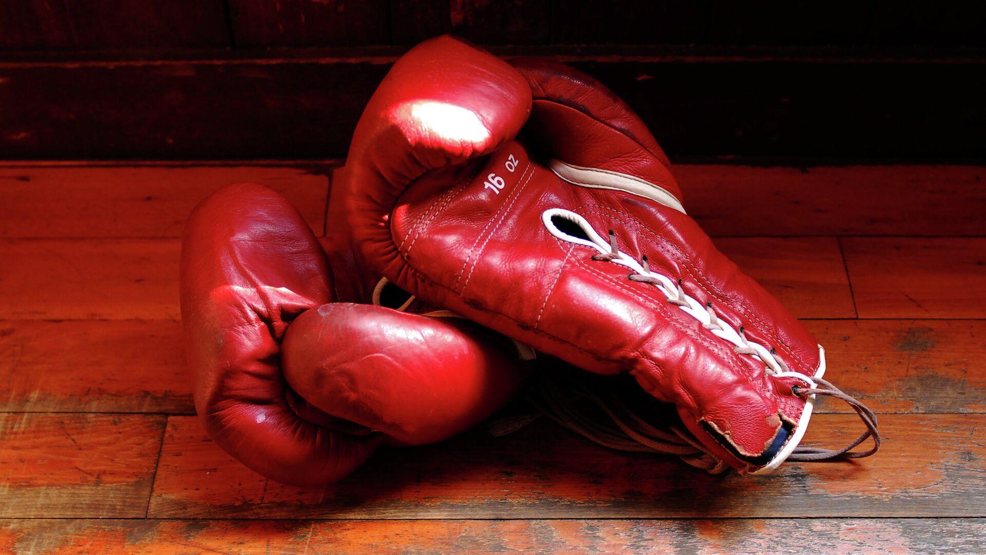 Боксерские перчатки - РИА Новости, 1920, 27.01.2021