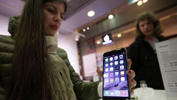 Apple iPhone 6 и iPhone 6 plus. Архивное фото