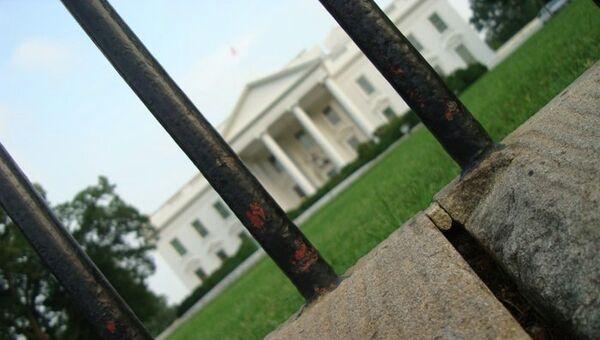 Белый дом. Вашингтон. США.