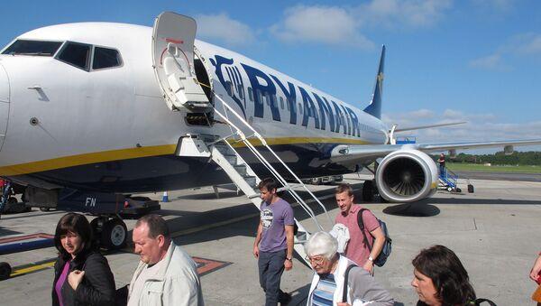 Аэропорт Дублина, Ирландия. Архивное фото