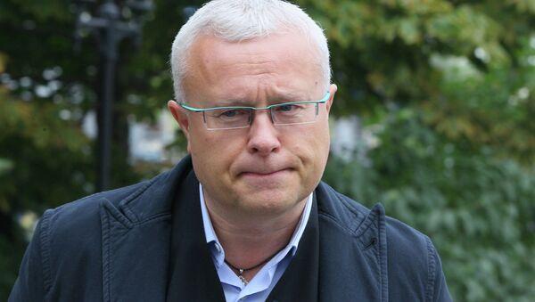 Бизнесмен Александр Лебедев. Архиное фото