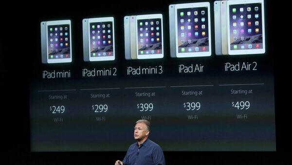 Apple представила новый планшет iPad Air 2 и новый iMac