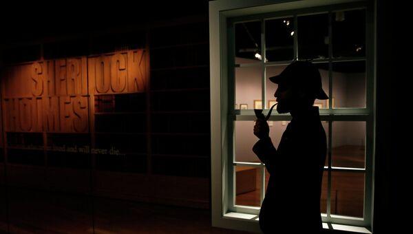 Тимоти Лонг, куратор выставки Шерлок Холмс: Человек, который никогда не жил и никогда не умрет