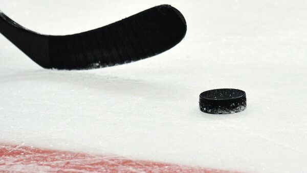 Хоккей на льду, архивное фото