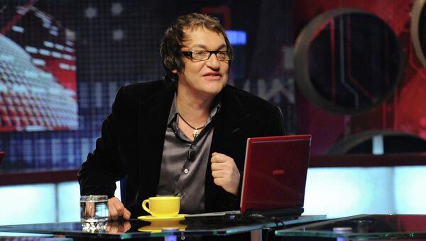 Телеведущий Дмитрий Дибров. Архивное фото