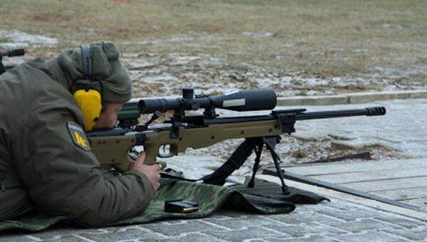 Соревнования по стрельбе в честь Дня народного единства