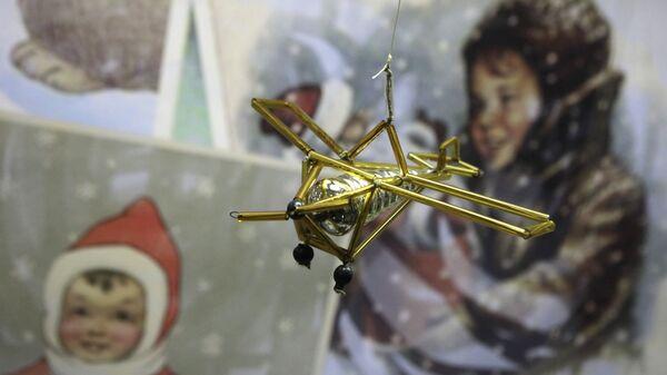 Советская ёлочная игрушка