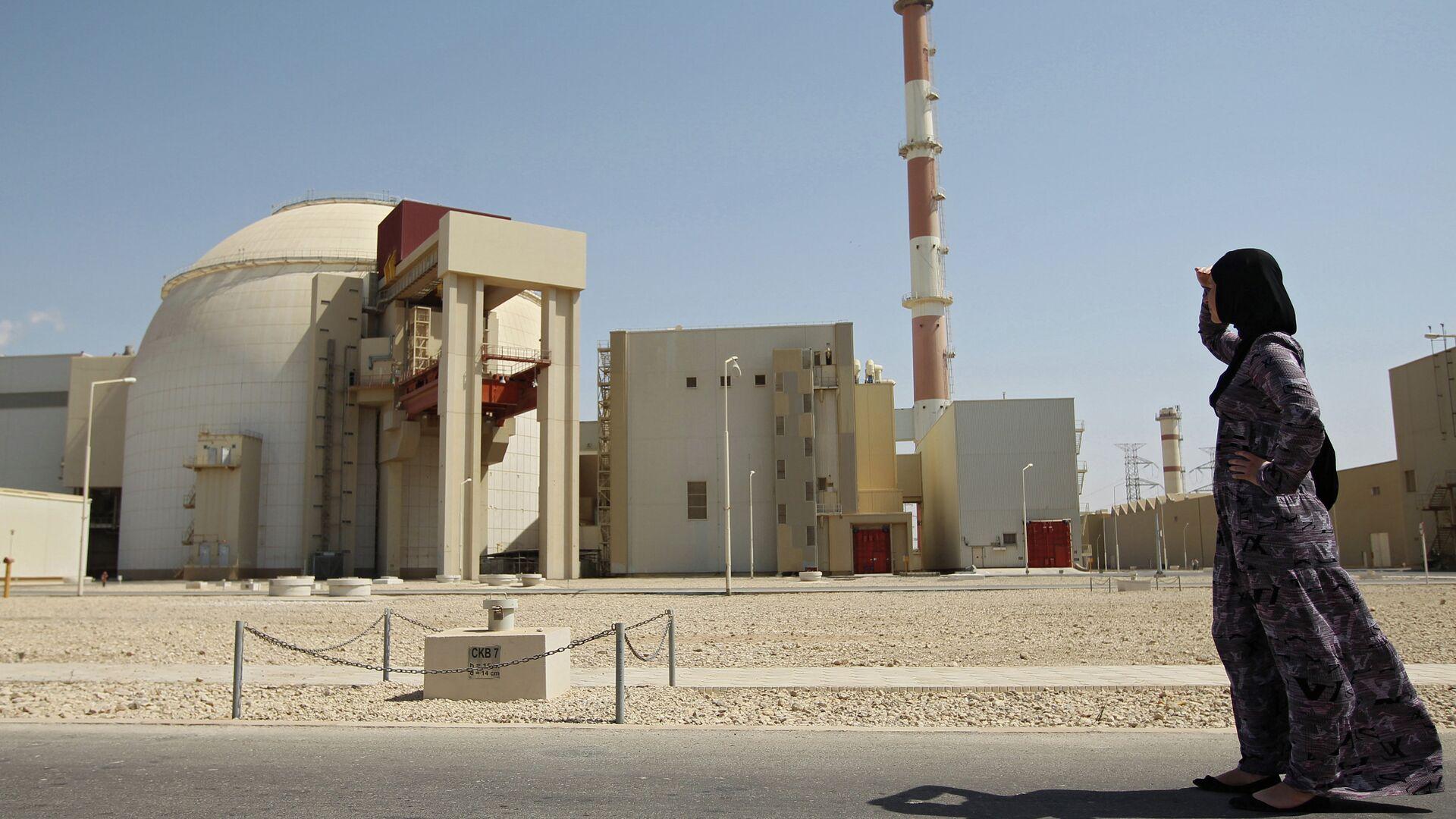 Первый энергоблок атомной электростанции Бушер в Иране - РИА Новости, 1920, 02.12.2020
