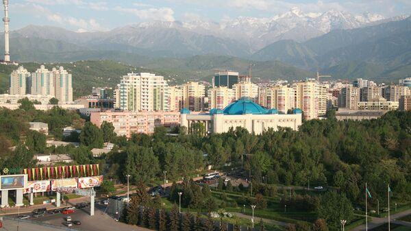 Алма-Ата. Архивное фото