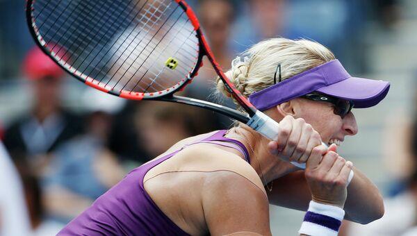 Хорватская теннисистка Мирьяна Лучич-Барони. Архивное фото
