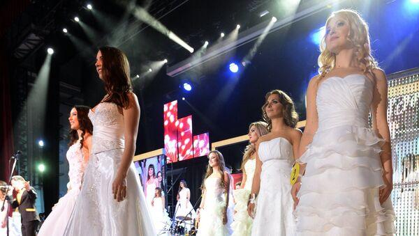Финал конкурса Краса студенчества России. Архивное фото