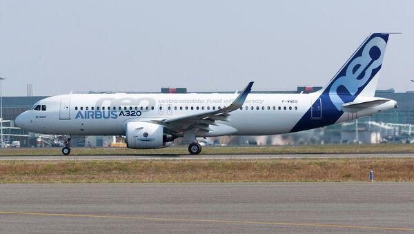 Airbus A320neo. Архивное фото