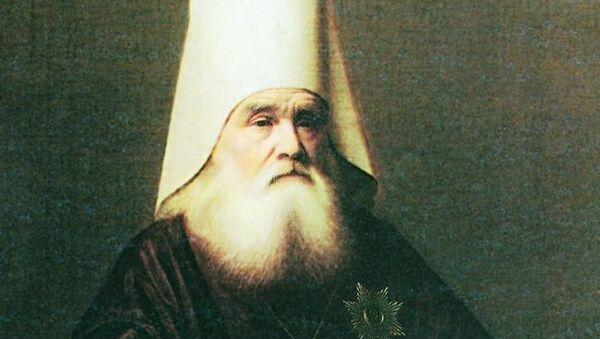 Святитель Иннокентий (Вениаминов), митрополит Московский