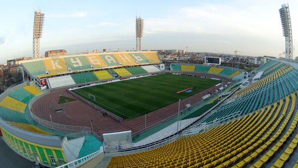 Стадион Кубань в Краснодаре. Архивное фото