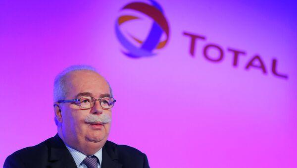 Генеральный директор Total Кристоф де Маржери. Архивное фото