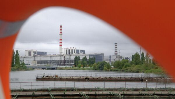 Курская атомная станция. Архивное фото