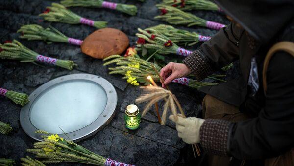 День памяти жертв Голодомора 1932-1933 годов. Архивное фото