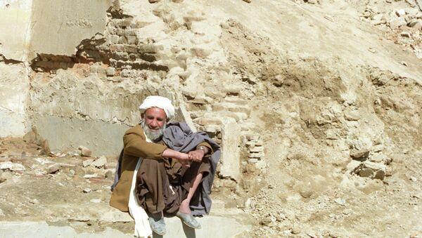Старый афганец. Демократическая Республика Афганистан