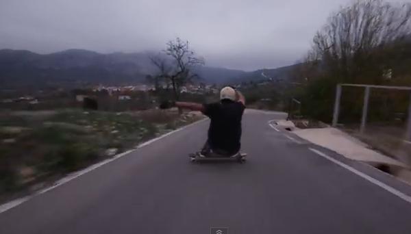 Со скоростью света, или Как может разогнаться скейтборд
