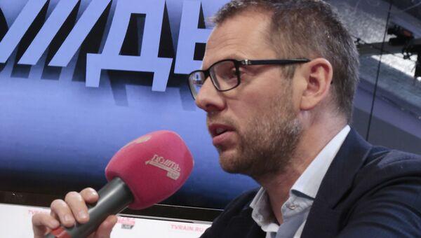 Инвестор и совладелец телеканала Дождь Александр Винокуров. Архивное фото