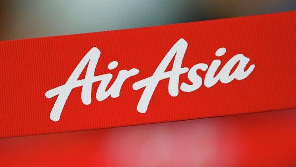 Логотип Air Asia