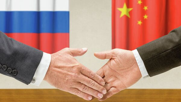Российско-китайские отношения