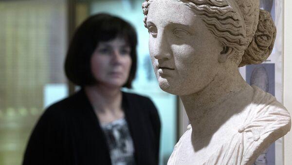 Открытие выставки Реставрация в Эрмитаже. Взгляд сквозь призму времени