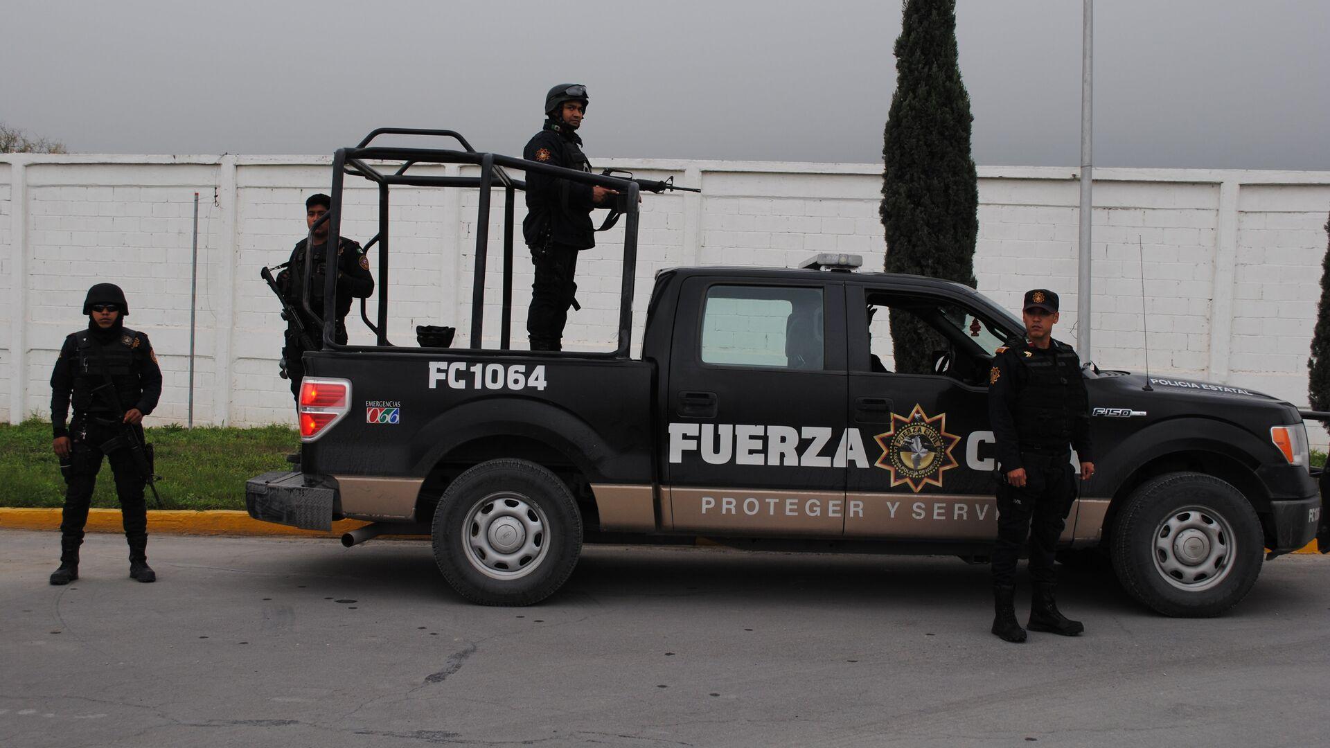 В Мексике неизвестные застрелили восемь участников вечеринки
