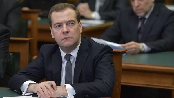 Премьер-министр РФ Д.Медведев познакомился с работой Национальной электронной библиотеки