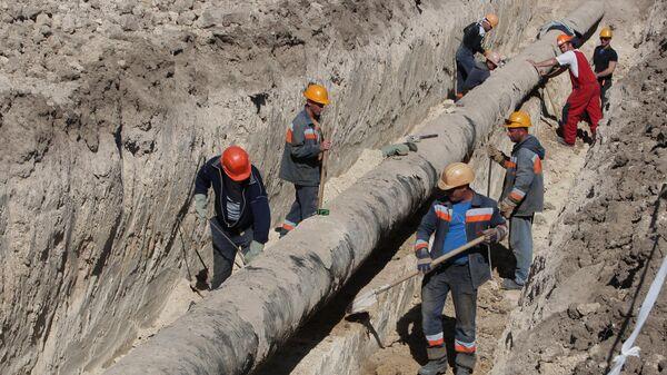 Подготовка газопровода к зимнему сезону