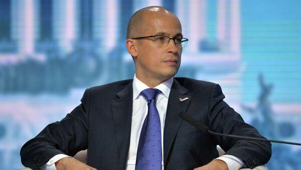 Секретарь Общественной палаты РФ Александр Бречалов. Архивное фото