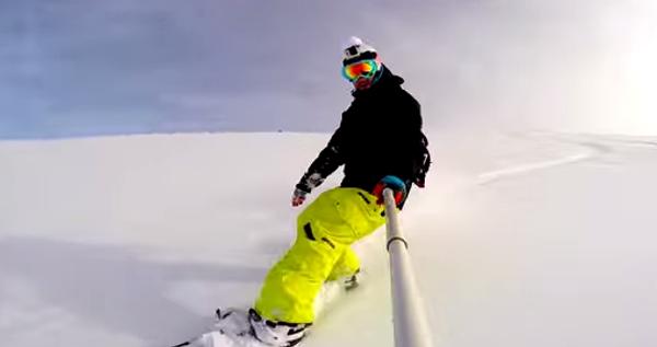 Незабываемые спуски на сноуборде
