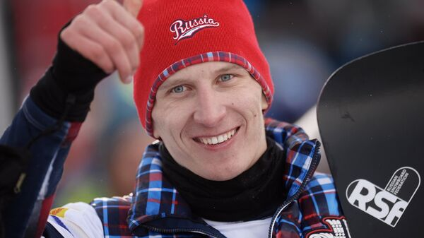 Сноуборд. Чемпионат мира. Параллельный гигантский слалом